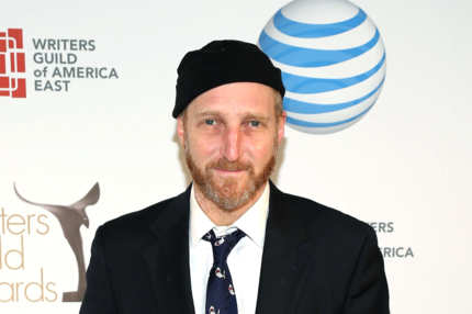 Writer Jonathan Ames attends the 65th annual Writers Guild East Coast Awards at B.B. King Blues Club & Grill on February 17, 2013 in New York City.