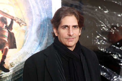 "Michael Imperioli attends the ""Hugo"" premiere at the Ziegfeld Theatre on November 21, 2011 in New York City."