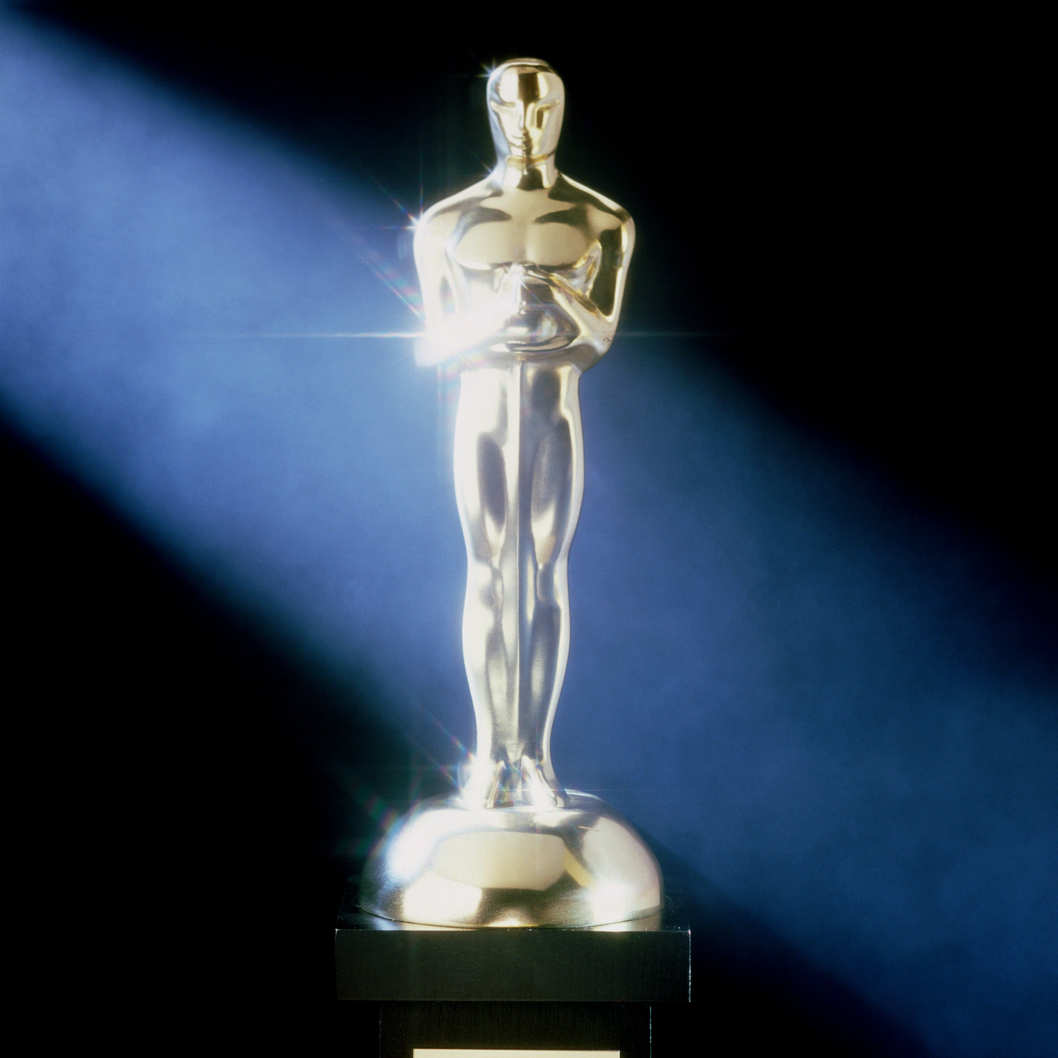 Oscar, film award.