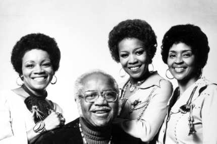 Photo of Staple Singers