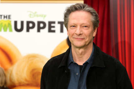 "Actor Chris Cooper attends the Premiere Of Walt Disney Pictures' ""The Muppets"" at the El Capitan Theatre on November 12, 2011 in Hollywood, California."