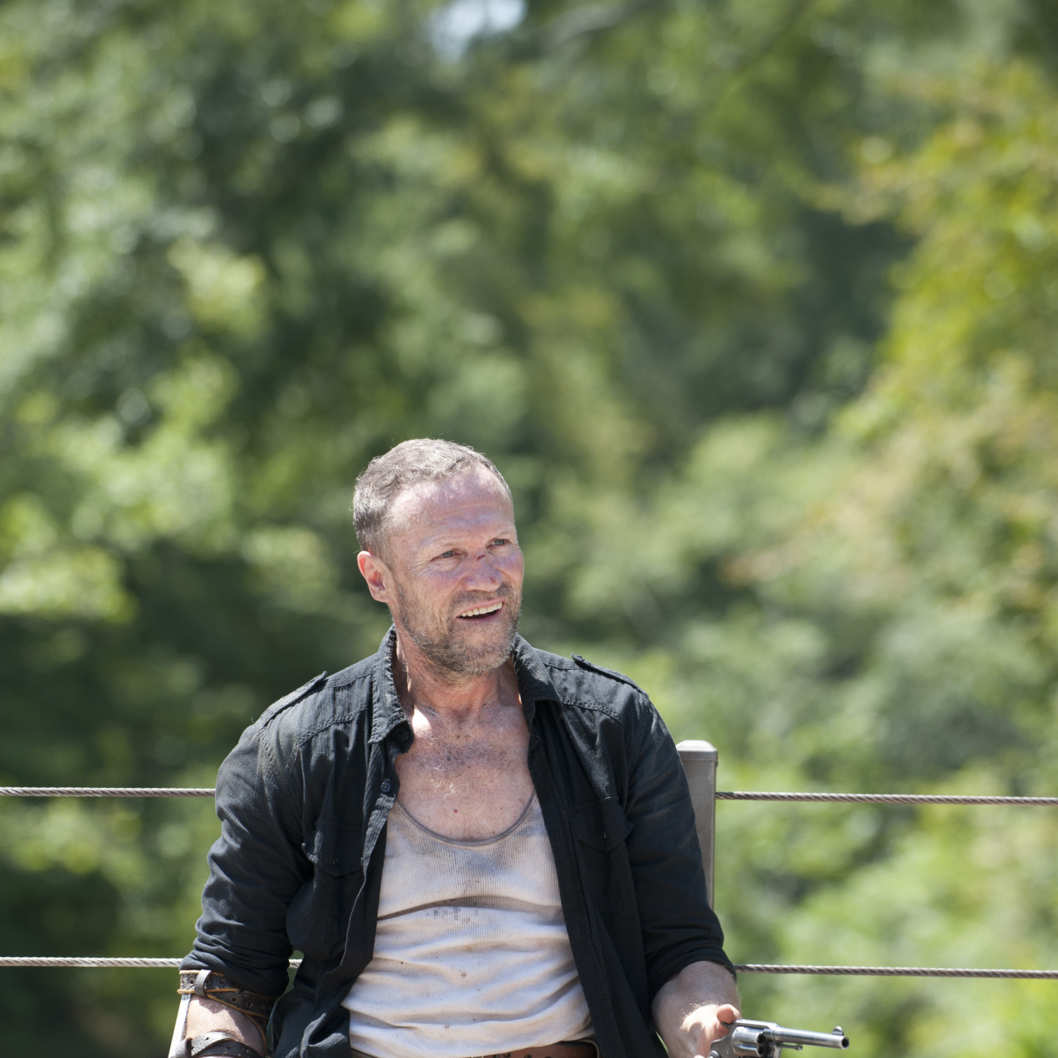 Merle Dixon (Michael Rooker) - The Walking Dead - Season 3, Episode 10 - Photo Credit: Gene Page/AMC