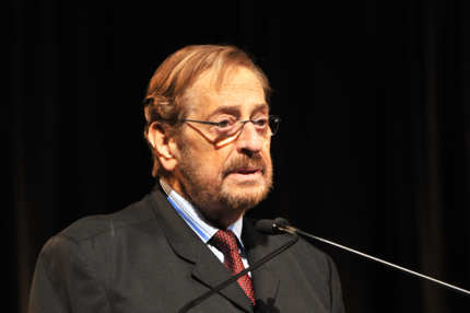 NEW YORK, NY - OCTOBER 18:  Producer Phil Ramone attends Lupus Foundation of America Butterfly Gala 2012 at Gotham Hall on October 18, 2012 in New York City.  (Photo by Larry Busacca/Getty Images for The Lupus Foundation Of America)
