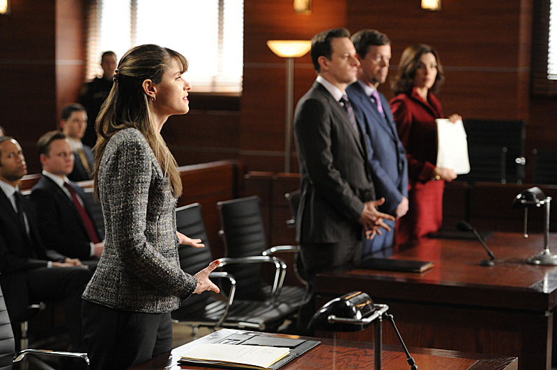 "The Good Wife - ""The Wheels of Justice"""