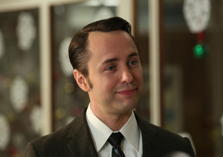 Pete Campbell (Vincent Kartheiser) - Mad Men - Season 6, Episode 2 - Photo Credit: Michael Yarish/AMC