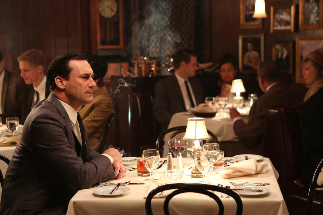 Don Draper (Jon Hamm) - Mad Men - Season 6, Episode 3 - Photo Credit: Michael Yarish/AMC