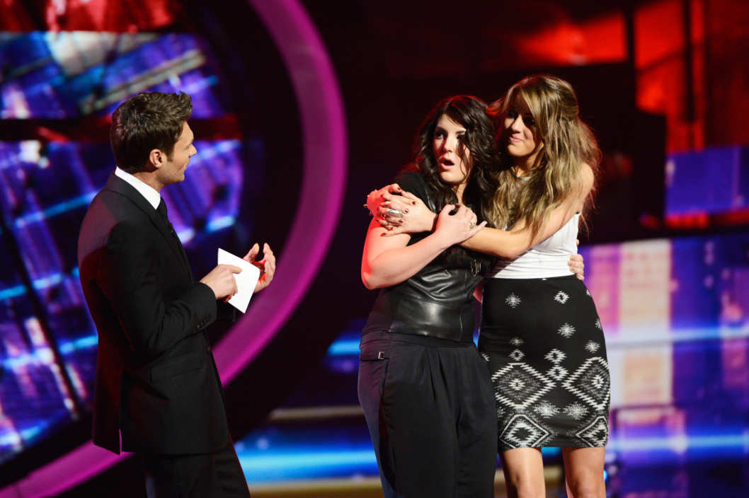 Kree Harrison advances to the finals on AMERICAN IDOL
