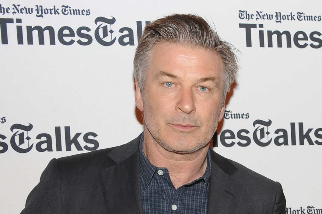 NEW YORK, NY - APRIL 15:  Actor Alec Baldwin  attends TimesTalks Presents: 'The Orphans' at TheTimesCenter on April 15, 2013 in New York City.  (Photo by Gary Gershoff/WireImage)