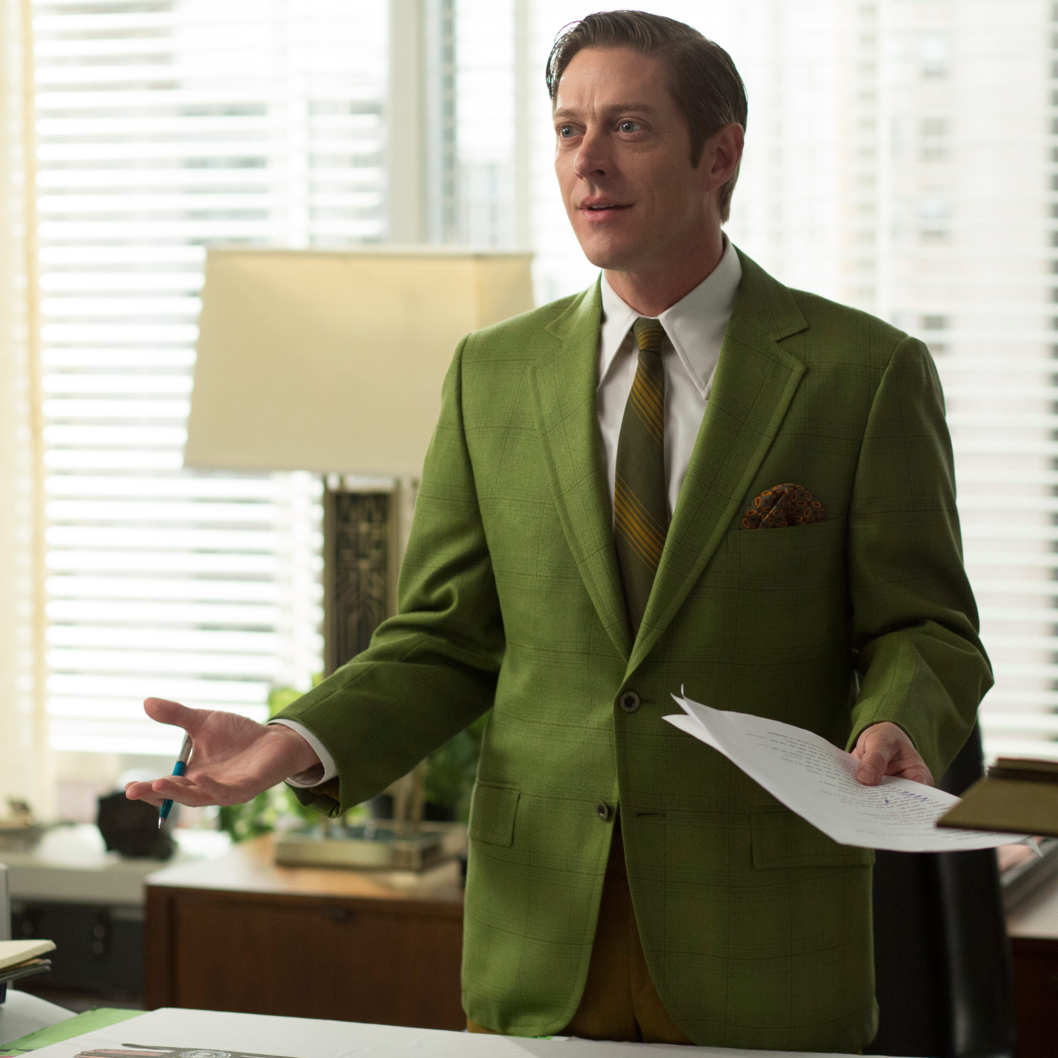 Ted Chaough (Kevin Rahm) - Mad Men _ Season 6, Episode 8 _ 'The Crash' - Photo Credit: Jordin Althaus/AMC