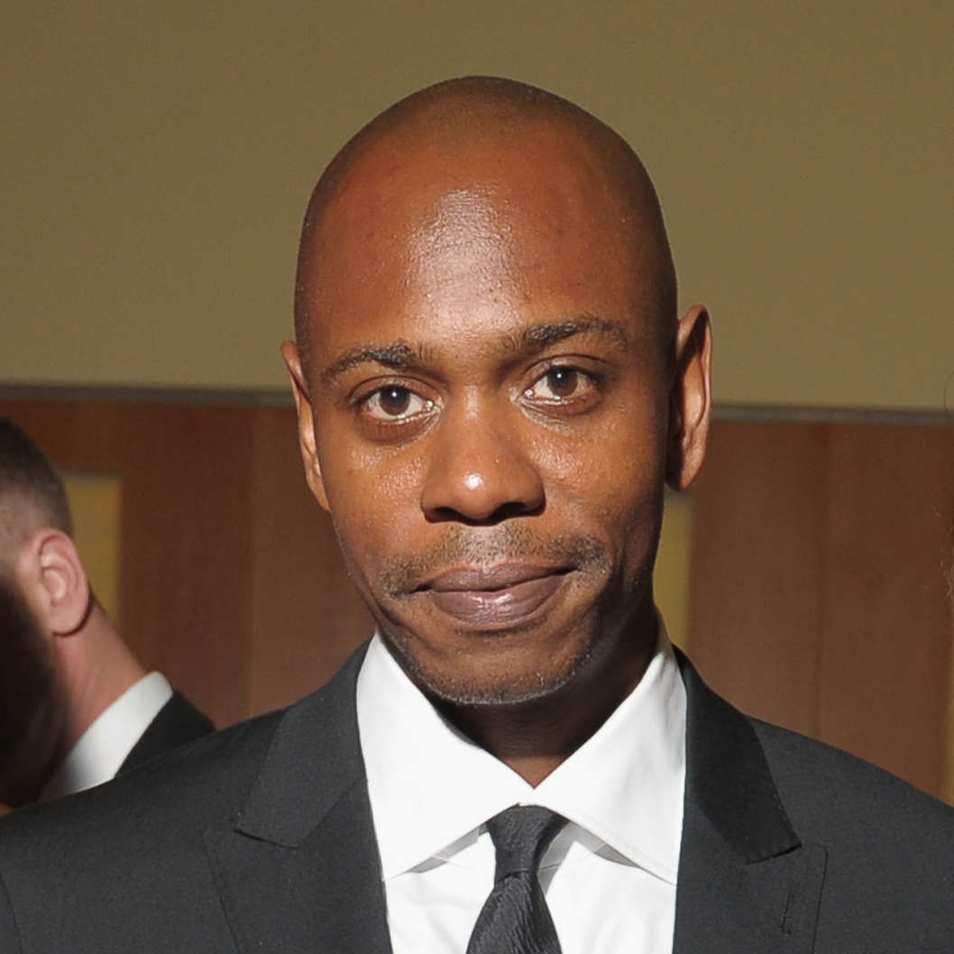 WASHINGTON, DC - APRIL 28:  Comedian Dave Chappelle attends MSNBC After Party event for the White House Correspondents Association Dinner at Italian Embassy on April 28, 2012 in Washington, DC.  (Photo by Michael Loccisano/MSNBC/NBCU Photo Bank via Getty Images for MSNBC)