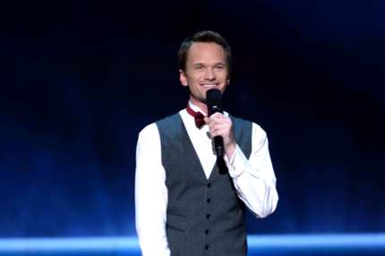 NEW YORK, NY - JUNE 09:  Neil Patrick Harris performs onstage at The 67th Annual Tony Awards at Radio City Music Hall on June 9, 2013 in New York City.  (Photo by Andrew H. Walker/Getty Images for Tony Awards Productions)