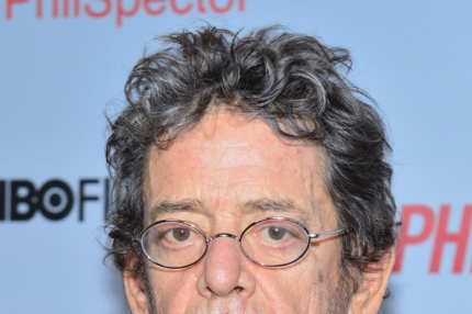 "NEW YORK, NY - MARCH 13:  Musician Lou Reed attends the ""Phil Spector"" premiere at the Time Warner Center on March 13, 2013 in New York City.  (Photo by Larry Busacca/Getty Images)"