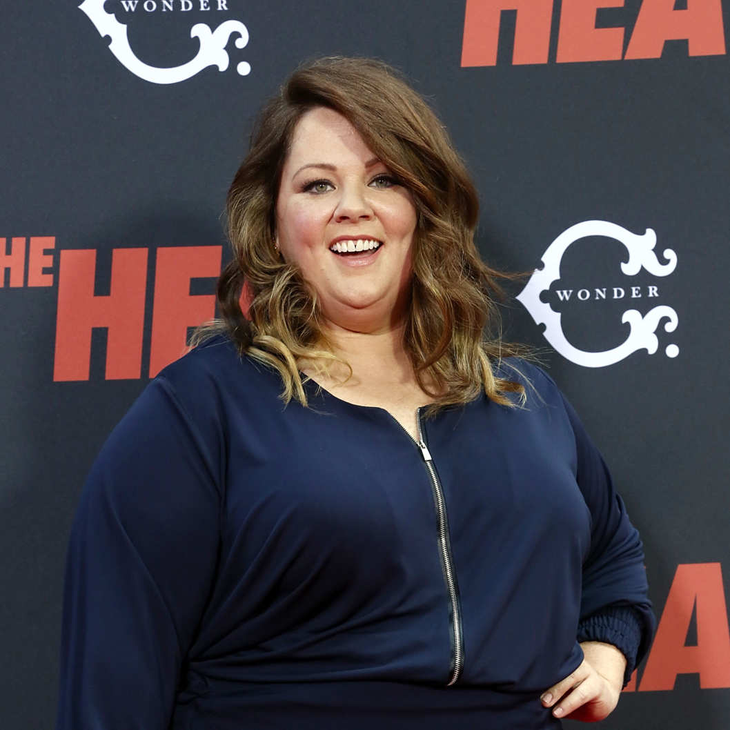 "Melissa McCarthy attends ""The Heat"" New York Premiere at Ziegfeld Theatre on June 23, 2013 in New York City."