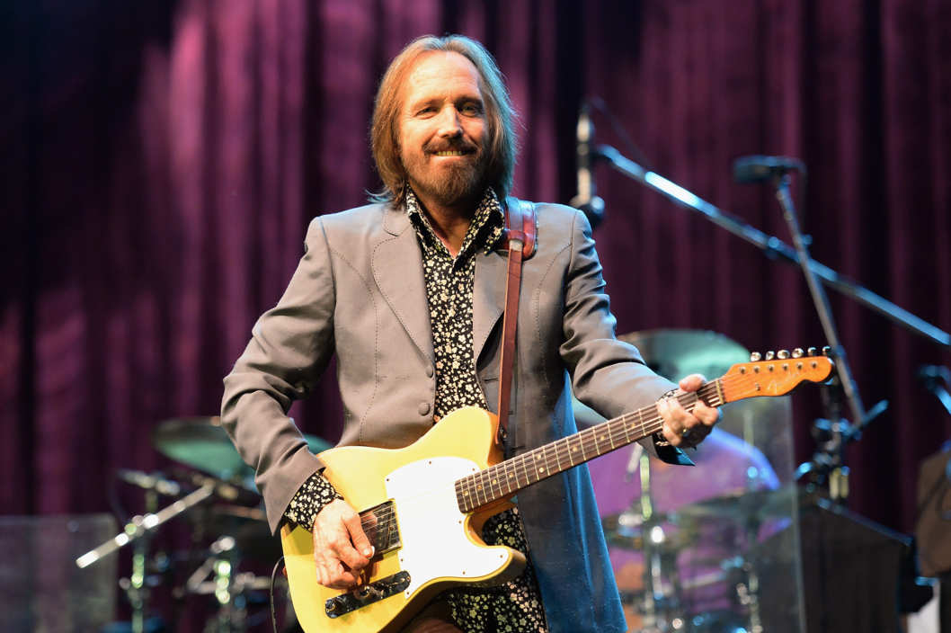 Tom Petty of Tom Petty and the Heartbreakers performs onstage at What Stage during day 4 of the 2013 Bonnaroo Music & Arts Festival on June 16, 2013 in Manchester, Tennessee.