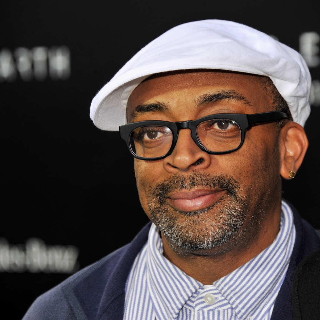 "Director Spike Leeattends the ""After Earth"" premiere at Ziegfeld Theater on May 29, 2013 in New York City."
