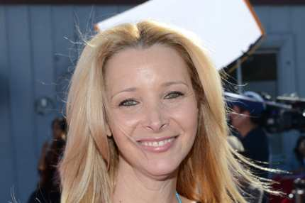"SANTA MONICA, CA - NOVEMBER 11:  Actress Lisa Kudrow attends the creative arts fair and family day ""Express Yourself"", supporting P.S. ARTS, at Barker Hangar on November 11, 2012 in Santa Monica, California.  (Photo by Michael Buckner/Getty Images For P.S. ARTS)"