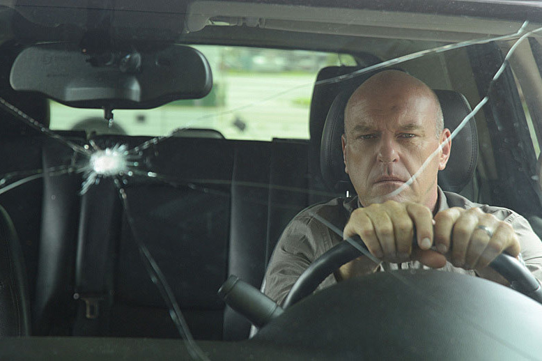 """Speak of the Devil"" --  Big Jim (Dean Norris) turns the town against Barbie when the truth about his past is revealed on UNDER THE DOME, Monday, Sept. 2 (10:00-11:00 PM, ET/PT) on the CBS Television Network. Photo: Brownie Harris/?'??2013 CBS Broadcasting Inc. All Rights Reserved."