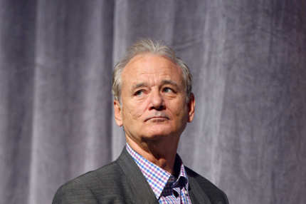 "TORONTO, ON - SEPTEMBER 10:  Actor Bill Murray attends ""Hyde Park On Hudson"" premiere during the 2012 Toronto International Film Festival at Roy Thomson Hall on September 10, 2012 in Toronto, Canada.  (Photo by Alberto E. Rodriguez/Getty Images)"