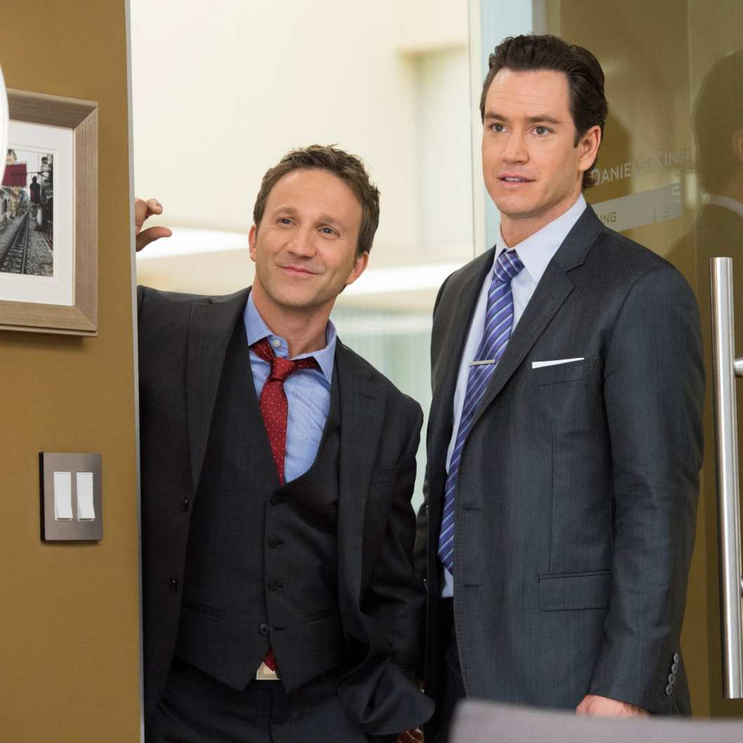 """FRANKLIN & BASH""""Freck"" / Ep 306TNTPh: Darren Michaels"
