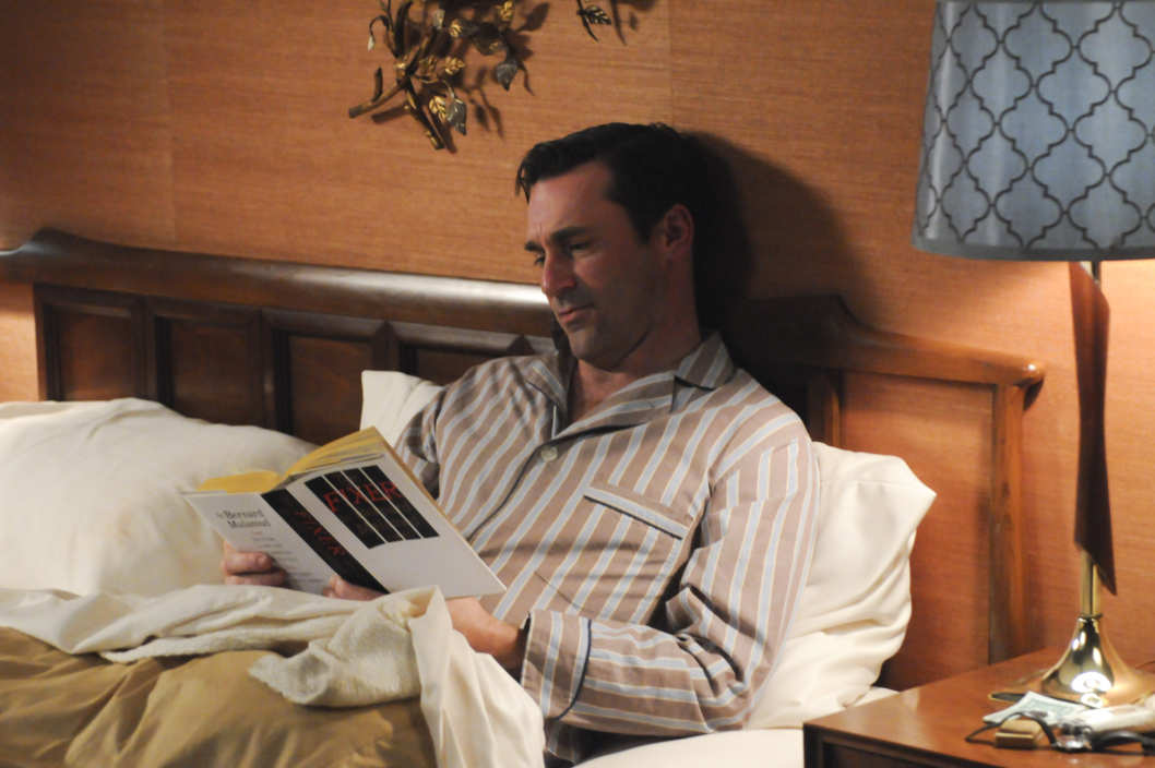 Don Draper (Jon Hamm) - Mad Men - Season 5, Episode 7 - Photo Credit: Michael Yarish/AMC