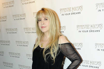 LONDON, ENGLAND - SEPTEMBER 16:  Stevie Nicks attends the UK Premiere of 'Stevie Nicks: In Your Dreams' at The Curzon Mayfair on September 16, 2013 in London, England.  (Photo by David M. Benett/Getty Images)