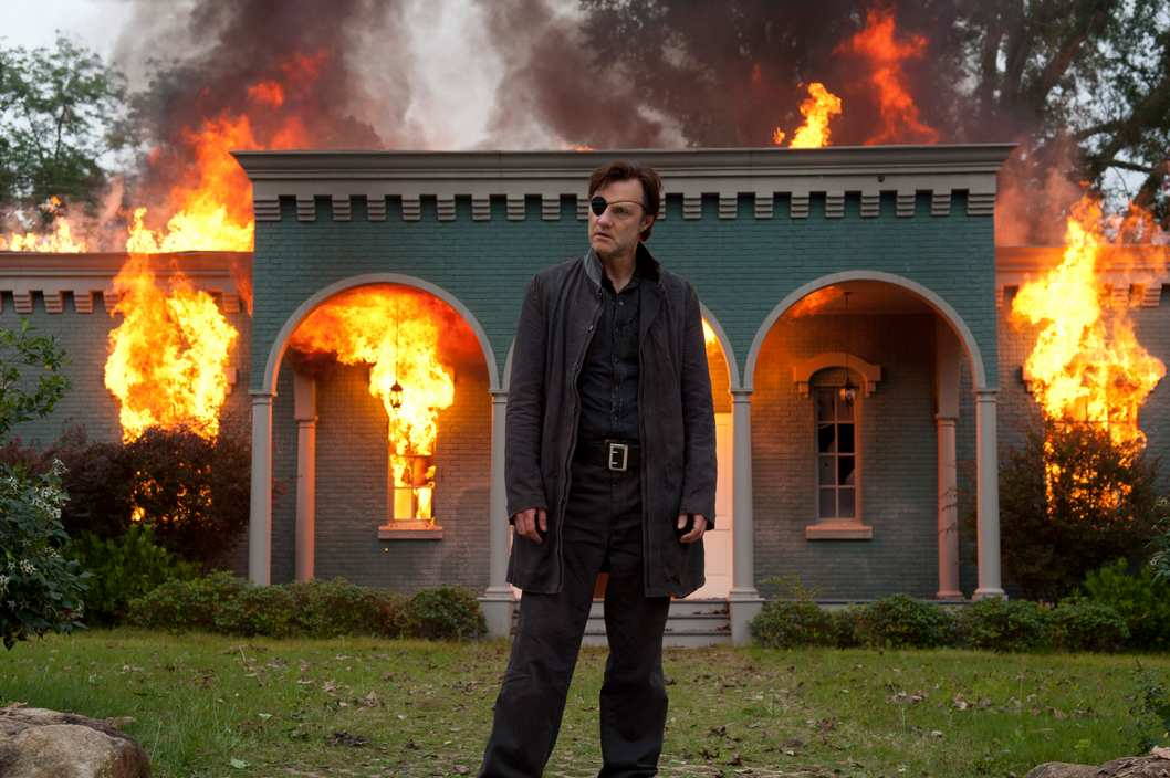 The Governor (David Morrissey) - The Walking Dead