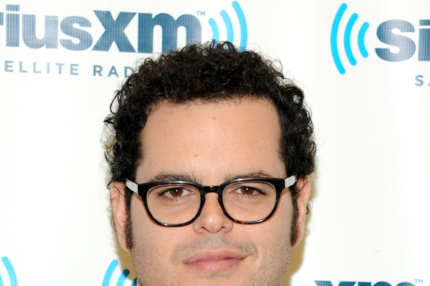 NEW YORK, NY - NOVEMBER 21:  Actor Josh Gad visits SiriusXM Studios on November 21, 2013 in New York City.  (Photo by Ben Gabbe/Getty Images)