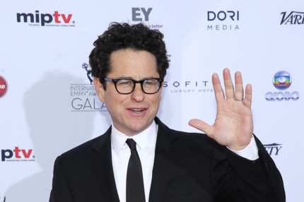 NEW YORK, NY - NOVEMBER 25:  Filmmaker J.J. Abrams attends the 41st International Emmy Awards at the Hilton New York on November 25, 2013 in New York City.  (Photo by Neilson Barnard/Getty Images)
