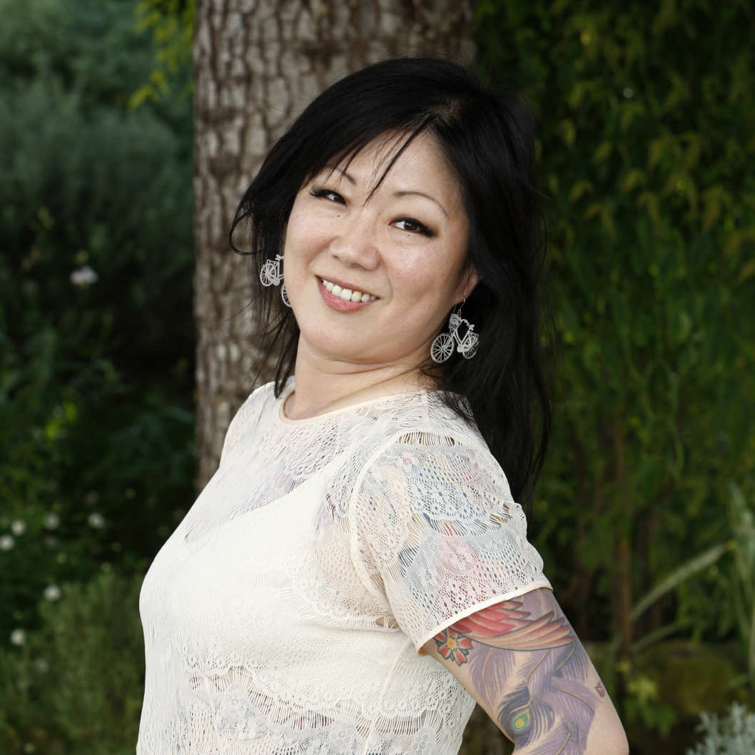 "US fashion designer, actress, author, and recording artist Margaret Cho poses during a photocall to promote her new release ""Cho Dependent""  on October 3, 2011 in Cannes, southern France, during the international MIPCOM audiovisual trade show. AFP PHOTO SEBASTIEN NOGIER (Photo credit should read SEBASTIEN NOGIER/AFP/Getty Images)"