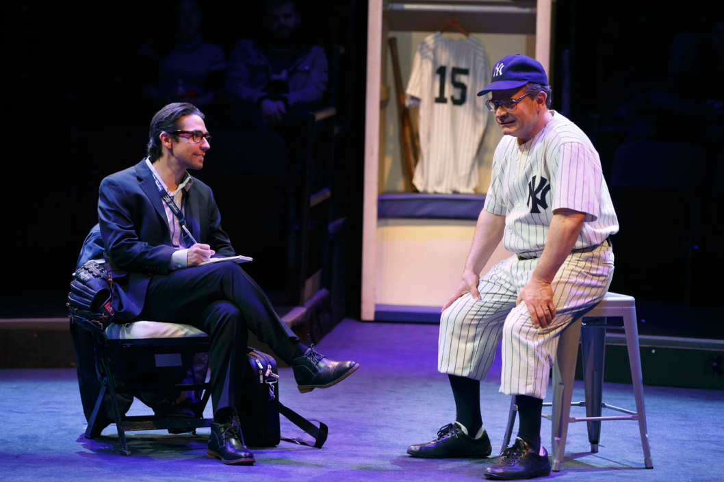 Bronx Bombers Circle in the Square Theatre.