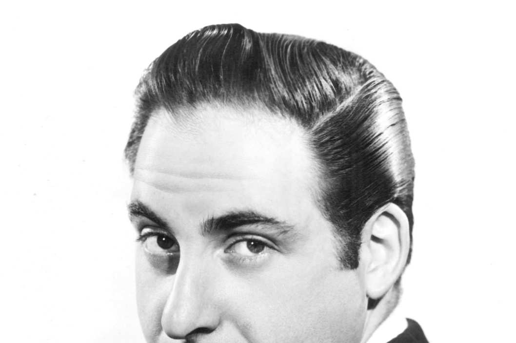 American comic actor and writer Sid Caesar, circa 1950. (Photo by Silver Screen Collection/Getty Images)