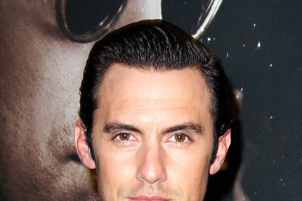 "HOLLYWOOD, CA - NOVEMBER 21:  Actor Milo Ventimiglia attends TNT's ""Mob City"" Screening at TCL Chinese Theatre on November 21, 2013 in Hollywood, California.  (Photo by Joe Kohen/Getty Images)"