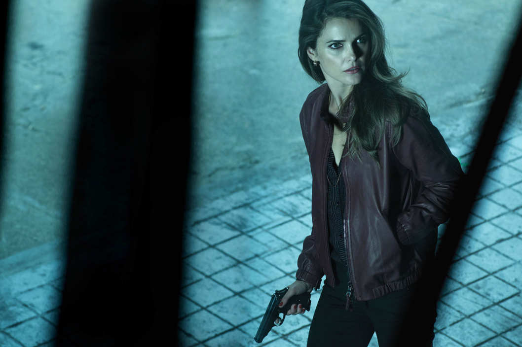 THE AMERICANS - Pictured: Keri Russell as Elizabeth Jennings. CR: Frank Ockenfels/FX