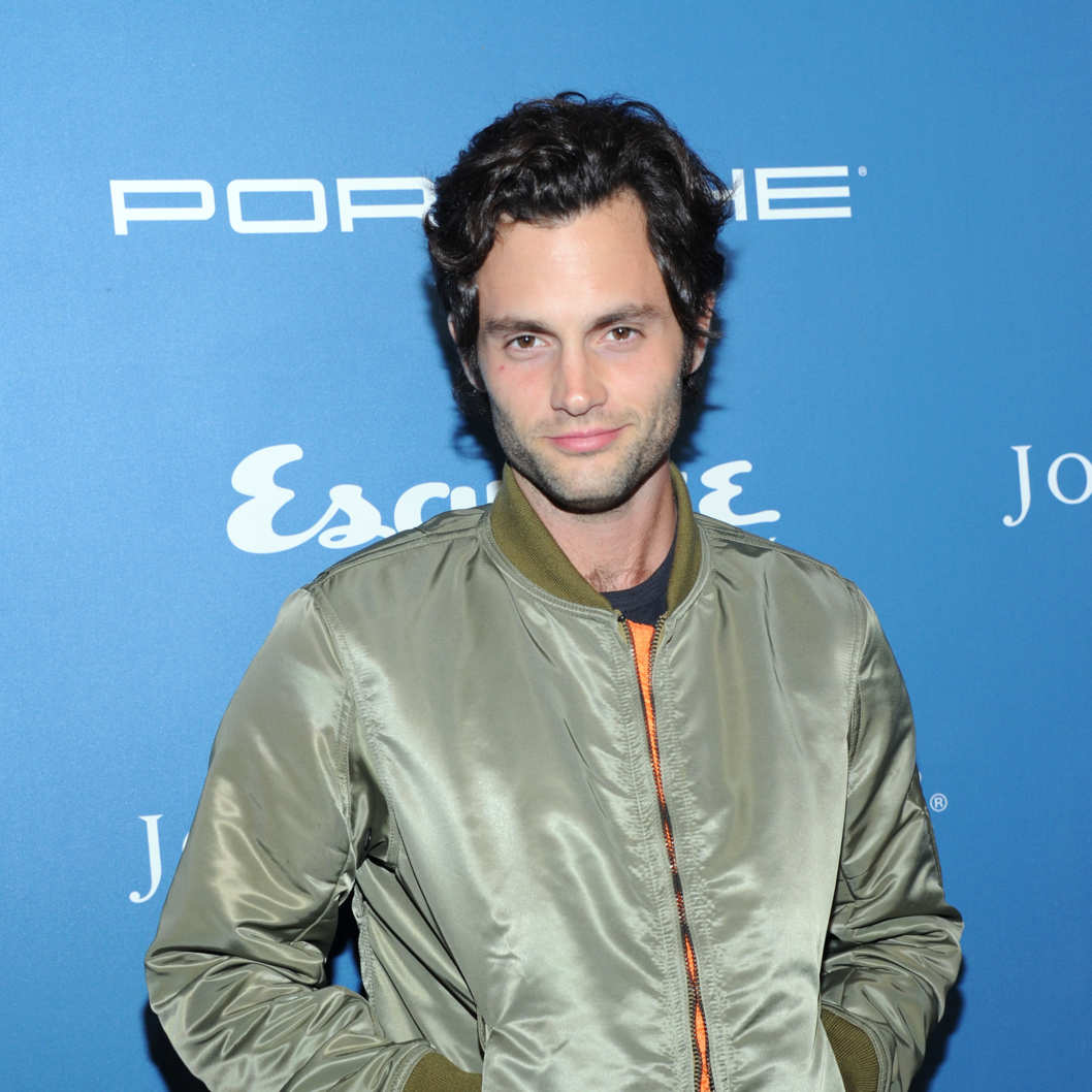 NEW YORK, NY - SEPTEMBER 17:  Actor Penn Badgley attends the Esquire 80th anniversary and Esquire Network launch celebration at Highline Stages on September 17, 2013 in New York City.  (Photo by Jamie McCarthy/Getty Images for Esquire)