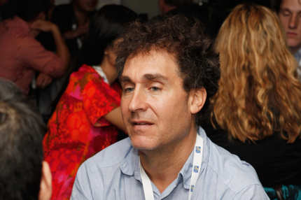 Director Doug Liman attends Emerging Visions 2011 at Elinor Bunin Munroe Film Center on October 3, 2011 in New York City.
