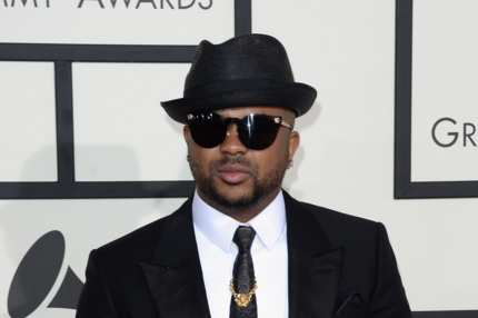 LOS ANGELES, CA - JANUARY 26:  Producer The-Dream attends the 56th GRAMMY Awards at Staples Center on January 26, 2014 in Los Angeles, California.  (Photo by Jason Merritt/Getty Images)