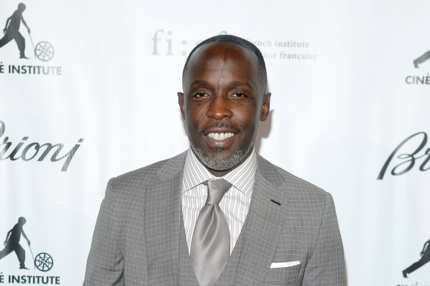 NEW YORK, NY - FEBRUARY 20:  Actor Michael Kenneth Williams attends An Evening Celebration: New Cinema from Haiti presented by Cine Institute and L'alliance Francaise at FIAF Gallery at the Florence Gould Hall on February 20, 2014 in New York, United States.  (Photo by Jemal Countess/Getty Images)