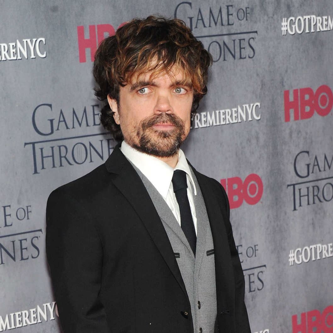 "NEW YORK, NY - MARCH 18:  Actor Peter Dinklage attends the ""Game Of Thrones"" Season 4 New York premiere at Avery Fisher Hall, Lincoln Center on March 18, 2014 in New York City.  (Photo by Jamie McCarthy/Getty Images)"